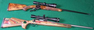 ron and katies rifles